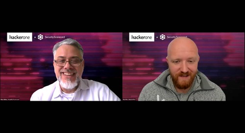 Leading indicators for the leading indicators : SecurityScorecard and HackerOne