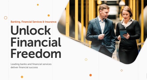 Leading Banks Unlock Financial Freedom