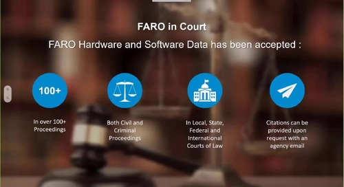 Utilizing 3D technology in the courtroom [webinar]