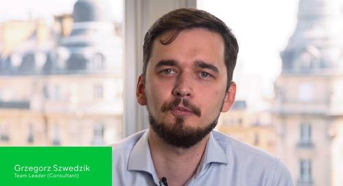 Grzegorz Szwedzik, IT Development