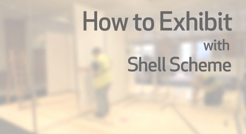 Myth-buster: How to Exhibit with Shell Scheme