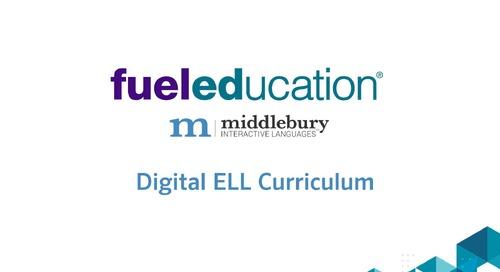 Overview: ELL Digital Curriculum