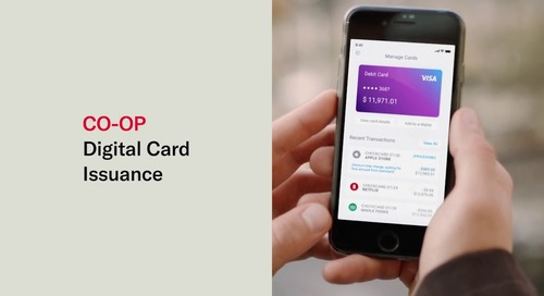 CO-OP Digital Card Issuance