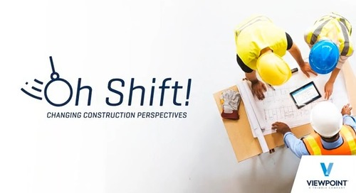 Oh Shift! Changing Construction Perspectives - Risky Business