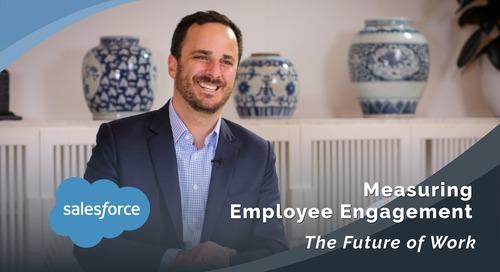 Salesforce: Measuring Employee Engagement