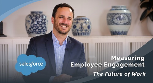 The Future of Work: Measuring Employee Engagement