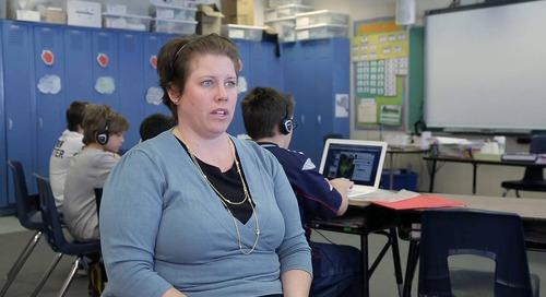 World Language Testimonial: Teacher at Coventry Village School