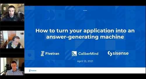How to Turn Your Application into an Answer-Generating Machine (1)
