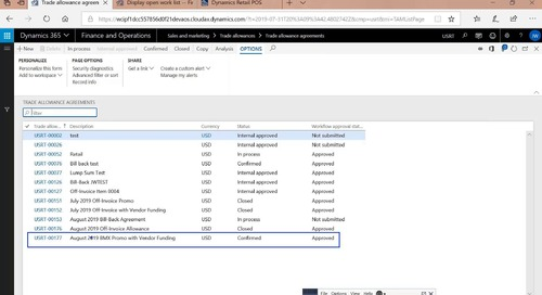 Distribution Series for Dynamics 365 for Finance and Operations