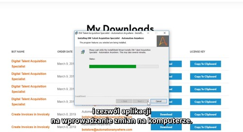 Bot Store_ How to download and install a Digital Worker__pl-PL