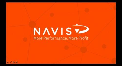 NAVIS Product Updates and Narrowcast Cloud Recap 2/7/2018