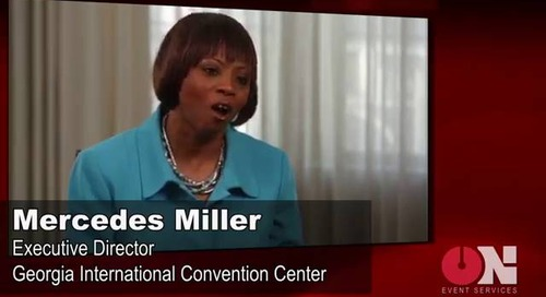 Hear it from some PROS who KNOW... About ON Event Services Audiovisual Production