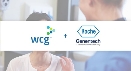 WCG for Roche-Genentech Sites
