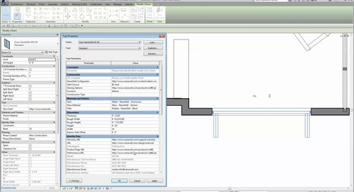 NanaWall New Revit Models