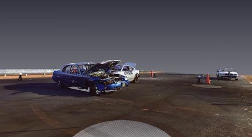 Realizando um teste de colisão com o GPSTC