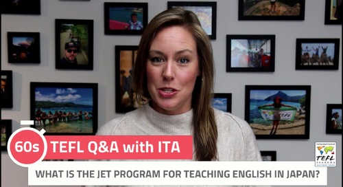 What Is The JET Program for Teaching English in Japan? - TEFL Q&A with ITA