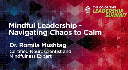 Dr. Romila Mushtag - CO-OP Leadership Summit