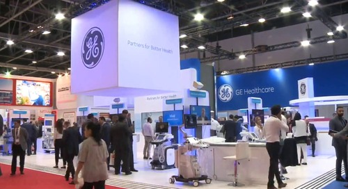 GE Healthcare at Arab Health Conference