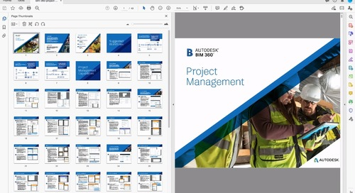 BIM 360 Workflow Guide Overview for Torpedo