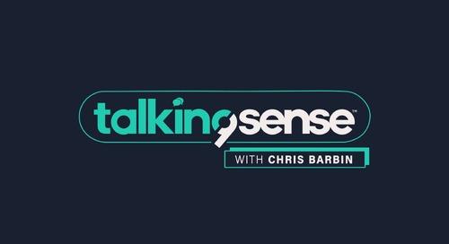 Talkinsense with Chris Barbin Promo