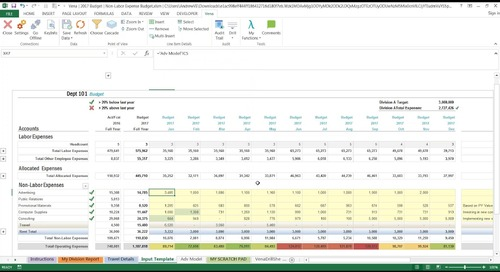 2017-02-01 13.58 Better Enterprise Budgeting with Microsoft Excel®