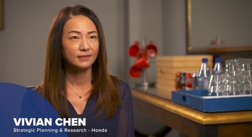 Honda: We Consolidated 19 different systems into Salesforce
