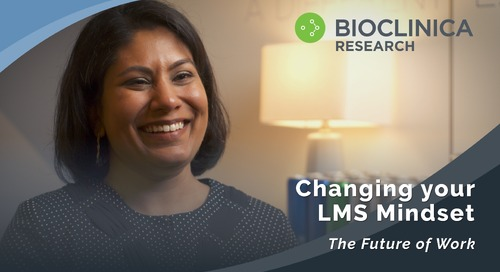 The Future of Work: Changing Your LMS Mindset
