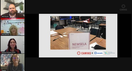 Best Practices for Using Newsela to Meet Students Needs