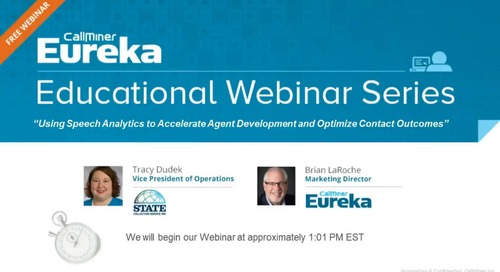 Accelerate Agent Development Optimize Outcomes featuring State Collection Service Inc