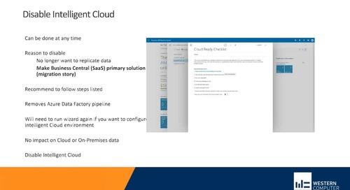 Connect Your On-Premise D365 Business Central to the Cloud with Intelligent Edge