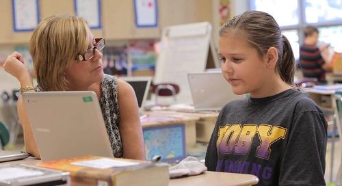 Mathematics Success Story: Freehold, New Jersey