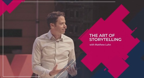 The Art of Storytelling with Matthew Luhn