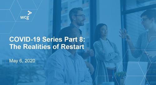 PART 8: The Realities of Restart