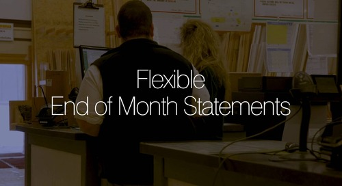 Curtis Lumber Saves Time with Flexible Month-End Statements