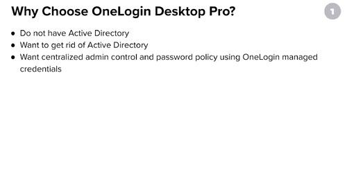 Installing and Configuring OneLogin Desktop Pt 1