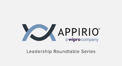 Leadership Roundtable Series - The Appirio Way