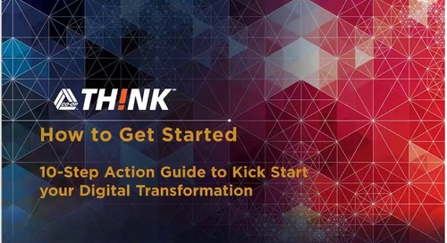 3 Digital Transformation Webinar Series - How to Get Started