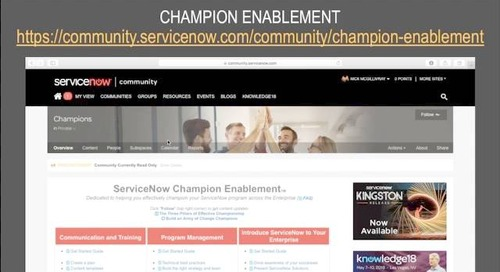 On-Demand Webinar: Evaluating ServiceNow and the Resources that Can Help You