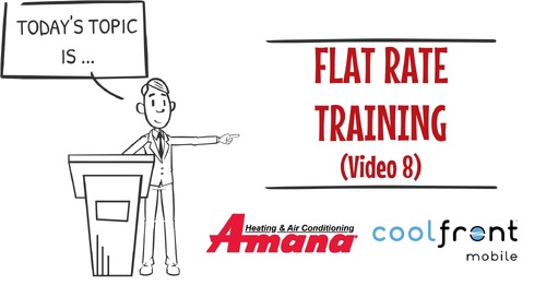 Flat-Rate-Training-Video-8-Amana