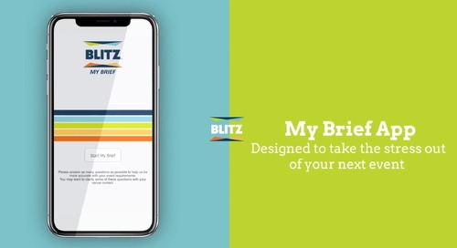 Blitz - My Brief App Animation