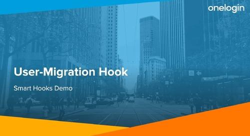 Smart Hooks: User Migration Hook Demo