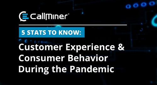 5 Surprising Customer Experience Stats from the Pandemic