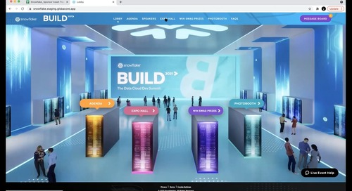 Instructions - BUILD Summit - Live Chat Box