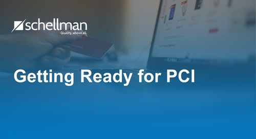 Getting Ready for PCI