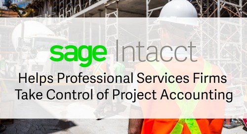Sage Intacct for Professional Services- GeoTechnologies Case Study