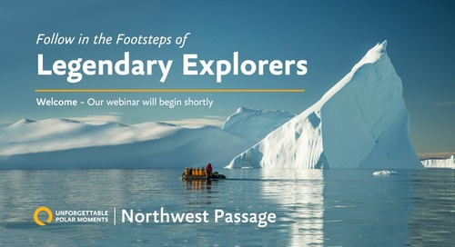 Northwest Passage | Unforgettable Polar Moments