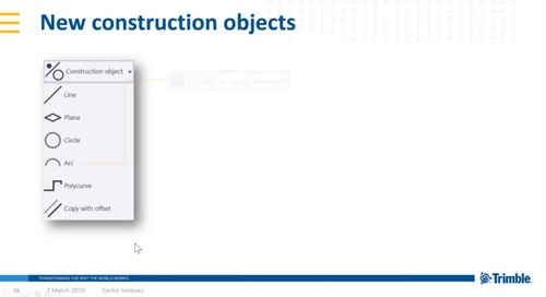 Tekla Software 2019 for CIP Concrete Contractors: What's new?