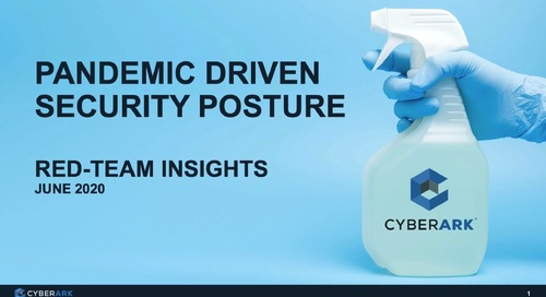 Red Team Insights on Pandemic Driven Security Vulnerabilities