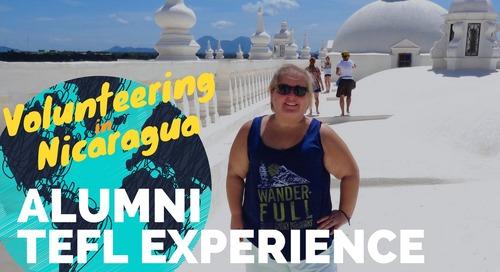 Volunteering in Nicaragua - TEFL Experience