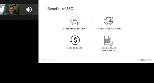 Top 10 Considerations When Choosing a SSO Solution